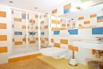 Apartmán 2 - koupelna
